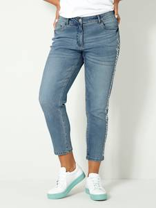 Jeans blue bleached Angel of Style